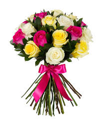 buy roses buy enchanting mix of roses mixed flowers bouquet megaflowers
