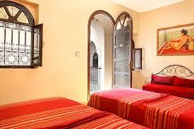 chambre d hote sm maison d hôtes riad la kahana marrakech medina