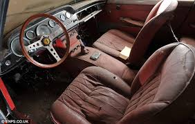 vintage ferraris for sale would you pay 60 000 for this beaten up that s rusted in