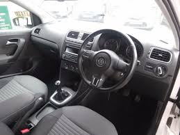 volkswagen polo white second hand volkswagen polo 1 2 60 match 3dr for sale in beccles
