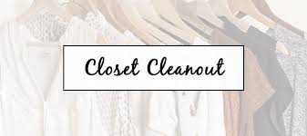 closet cleaning closet cleanout purging and sorting from forever styled