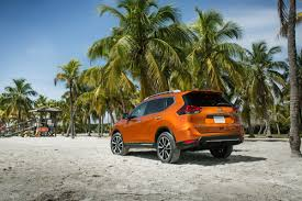 2017 nissan rogue gets several new enhancements and all new hybrid