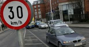 Seeking Dublin Dublin Speed Limits Cut To 30km H Council Plan