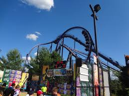 Six Flags New Jersery Batman The Dark Knight Six Flags New England Review