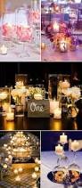 Ideas For Centerpieces For Wedding Reception Tables by Wedding Ideas 30 Perfect Ways To Use Candles For Your Big Day