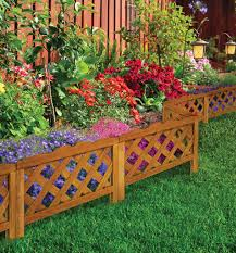 privacy fence panels wood with nice lattice ideas loversiq