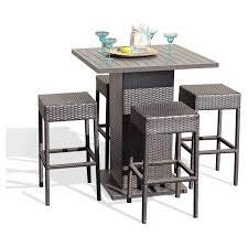 Pub Patio Furniture Best 25 Outdoor Pub Table Ideas On Pinterest Barrel Table Wine