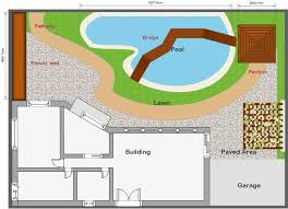 Draw A Floorplan To Scale How To Draw A Landscape Plan