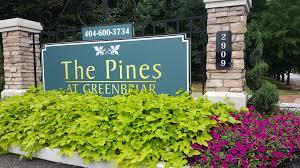 pines at greenbriar apartments atlanta ga walk score