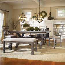 kitchen kitchen floor runners rug under round dining table round