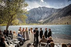 Wedding Venues In California California Mountain Highs 9 Spectacular Mammoth Lakes Wedding Venues