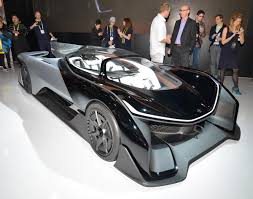 concept car of the week electric powered and self driving cars reign supreme at ces 2016