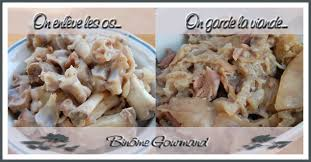 cuisiner pied de porc pieds de porc en rouleaux binôme gourmand
