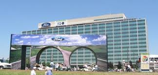 ford corporate ford motor co dagenham brentwood europe detroit michigan usa