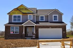 building our new home may 2015