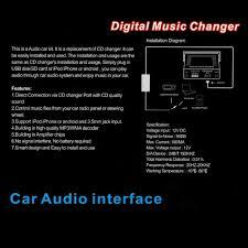 lexus rx 400h mp3 player amazon com direct fit 3 5mm aux jack interface adapter audio mp3