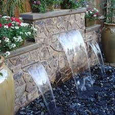 backyard water features water features for the garden pondless