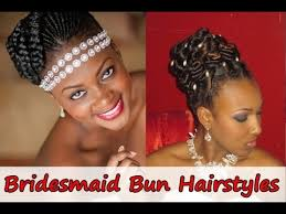 bridesmaid hairstyles bridesmaid hairstyles updo for african