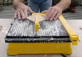 installing marble flooring