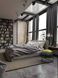 chambre style idée déco chambre style industriel