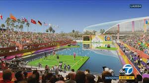 2024 olympics international olympic committee visits la to tour