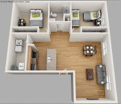 2 bedroom 1 bath student apartments rittenhouse station featured amenities gallery