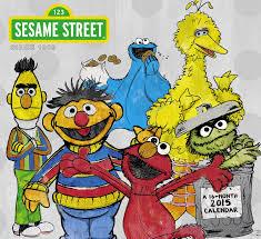 sesame street sofa muppet stuff 2015 sesame street calendar