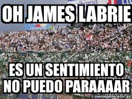 James Labrie Meme - meme personalizado oh james labrie es un sentimiento no puedo