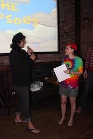 Lisa Simpson Halloween Costume Woo Hoo Classic Simpsons Trivia Brooklyn 2015 Costume Contest