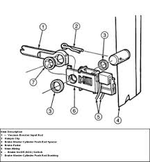 100 97 ranger repair manual diagram for the fuse box under