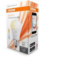 sylvania smart a19 tunable white led bulb works with alexa