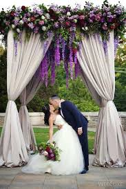 wedding arches chicago wedding arch decorations fabric best tulle ideas on alter flowers