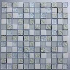lux 003 white 25x25mm mosaic tile topps tiles