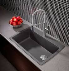 Blanco  Valea Super Single Bowl Silgranit II Undermount - Blanco kitchen sink reviews