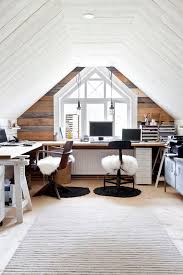 Office Ideas For Small Spaces Best 25 Attic Office Space Ideas On Pinterest Attic Office