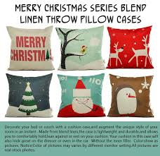 Christmas Decorative Pillow Cases by 12 Interior Christmas Decorations Ideas To Help Get You In The