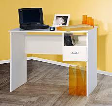 Schreibtisch M El 24 8049 2 Schülerschreibtisch In Weiß Amazon De Küche U0026 Haushalt