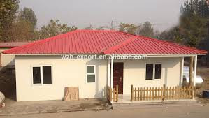 sandwich panel polystyrene concrete walls prefab houses poland