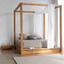 best 25 wooden bed frame diy ideas on pinterest wooden beds