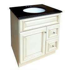Bathroom Vanity 30 X 21 30x21 Inch Bathroom Vanity With Black Granite Top 3021 Tuscany