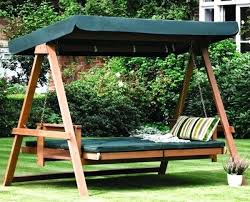 outdoor floating bed outdoor floating bed view in gallery gorgeous green swing bed in the