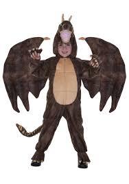 evan the dragon costume