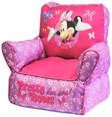 child pink bean bag chair
