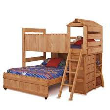 Fort Bunk Bed Trendwood The Fort Complete Loft Fort Bed With Stairway