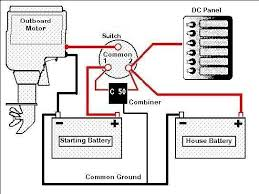 battery combiner wiring diagram battery combiner wiring diagram