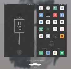 theme ls ios 8 style theme by shihkaihsu on deviantart