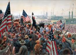 Civil War Union Flags To Preserve The Union 6 Advantages That Helped The North Win The