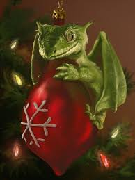 122 best ornaments dragons images on