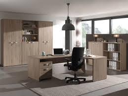 matelpro bureau etagère de bureau contemporaine coloris chêne leonia meuble de