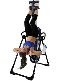 teeter inversion table amazon teeter hang ups ep 950 inversion table review
